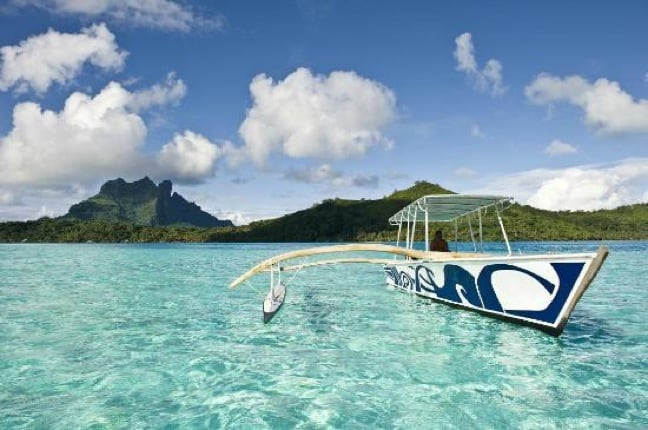 Lagoon Service Bora Bora, Tahiti
