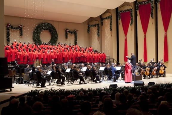 Atlanta Christmas Events -Christmas With the ASO