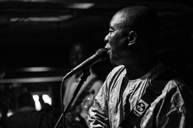 Baba Salah, Live in Bamako, Mali
