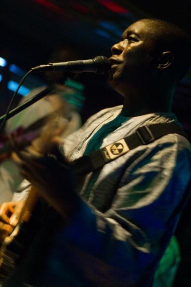 Baba Salah live in Bamako, Mali