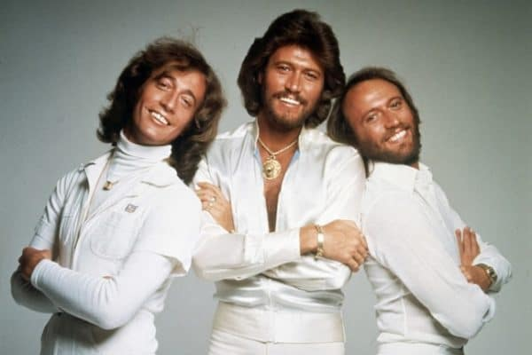 The Bee Gees, Rites of Passage & Staying Alive
