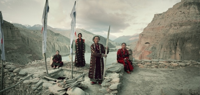 The Mustang People of Nepal, photographed by Jimmy Nelson in Before They Pass Away