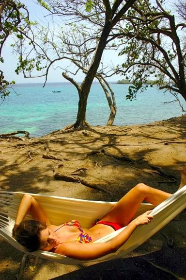 carolina_hammock Natures Own Hot Tub