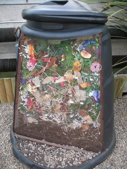 Permaculture Design Tips - Compost