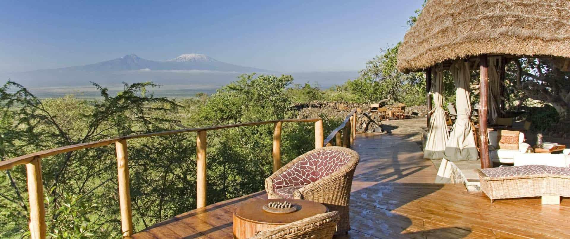 Campi Ya Kanzi Eco Lodge, Kenya