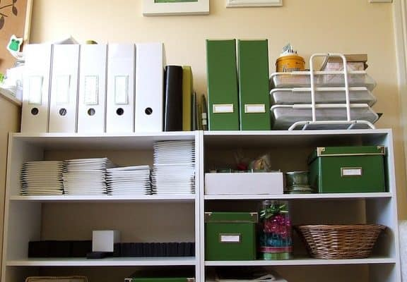 GO GREEN TIP #82: The Green Way To Organize House & Home