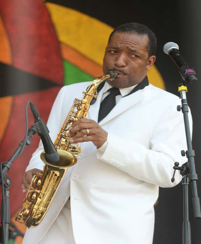 Treme New Orleans: Donald Harrison Jr