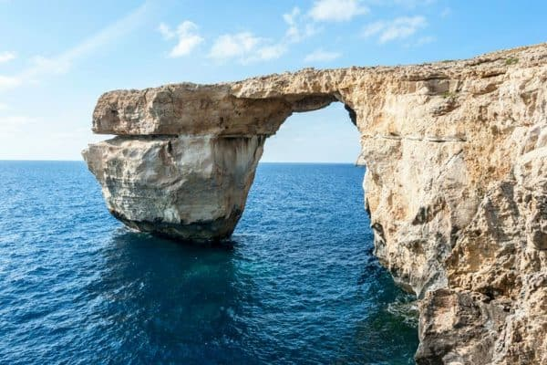 Dwejra, the azure window