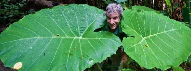 Jeff Greenwald in Thailand