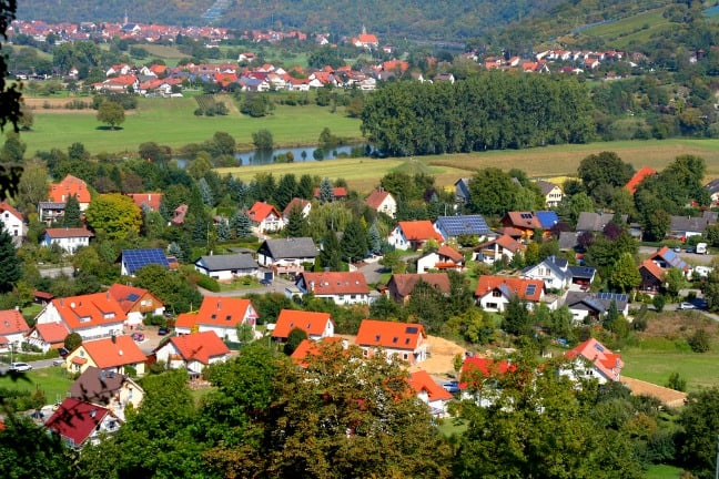 Farms in Germany