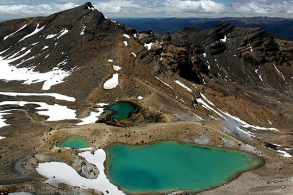 Top 5 Eco Activities in Tongariro National Park, New Zealand