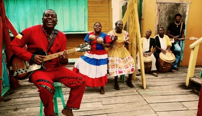the culture of belize