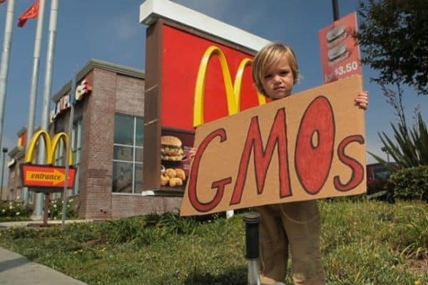 GMO OMG: What The HELL Are They Putting In Our Food?!