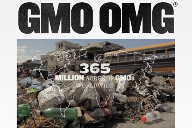 GMO OMG, a documentary on genetically modified foods