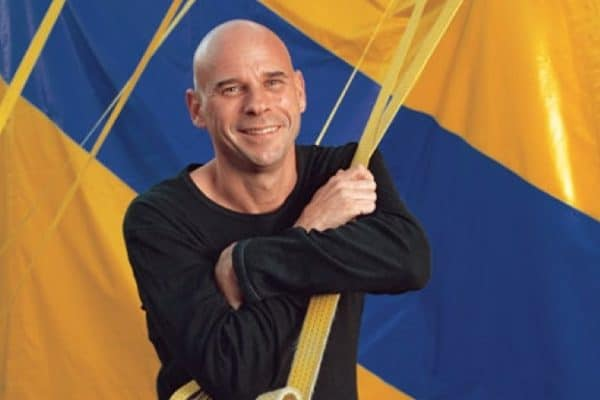 INTERVIEW: Cirque du Soleil's Guy Laliberté On His Water Charity, the ONE DROP Foundation