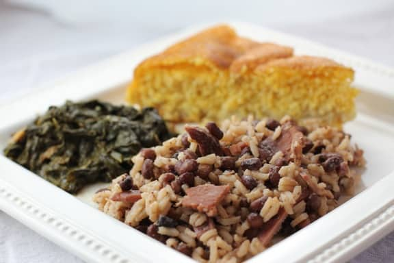GLOBAL CUISINE: Hoppin John Recipe (For Good Luck In The New Year!)