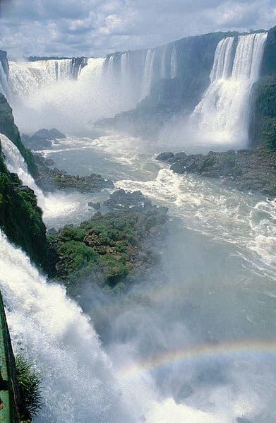 Argentina Ecotourism -Iguazu Falls