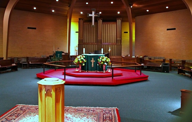 Holy Cross Episcopal Church Sanctuary