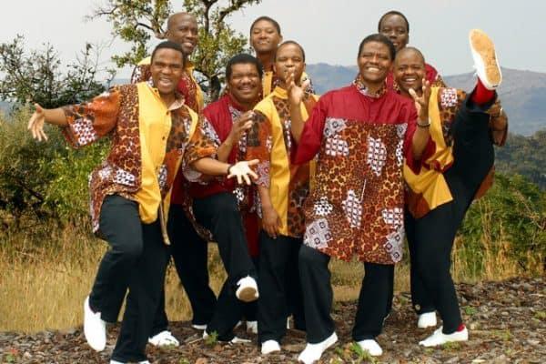 Ladysmith Black Mambazo on Nelson Mandela, Graceland & 50 Years As South Africa's Cultural Ambassadors
