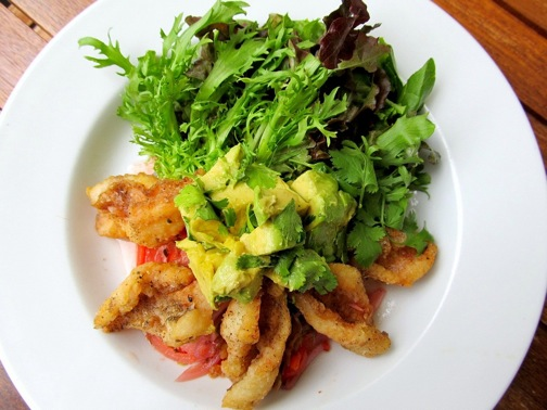 Lionfish Escabeche recipe