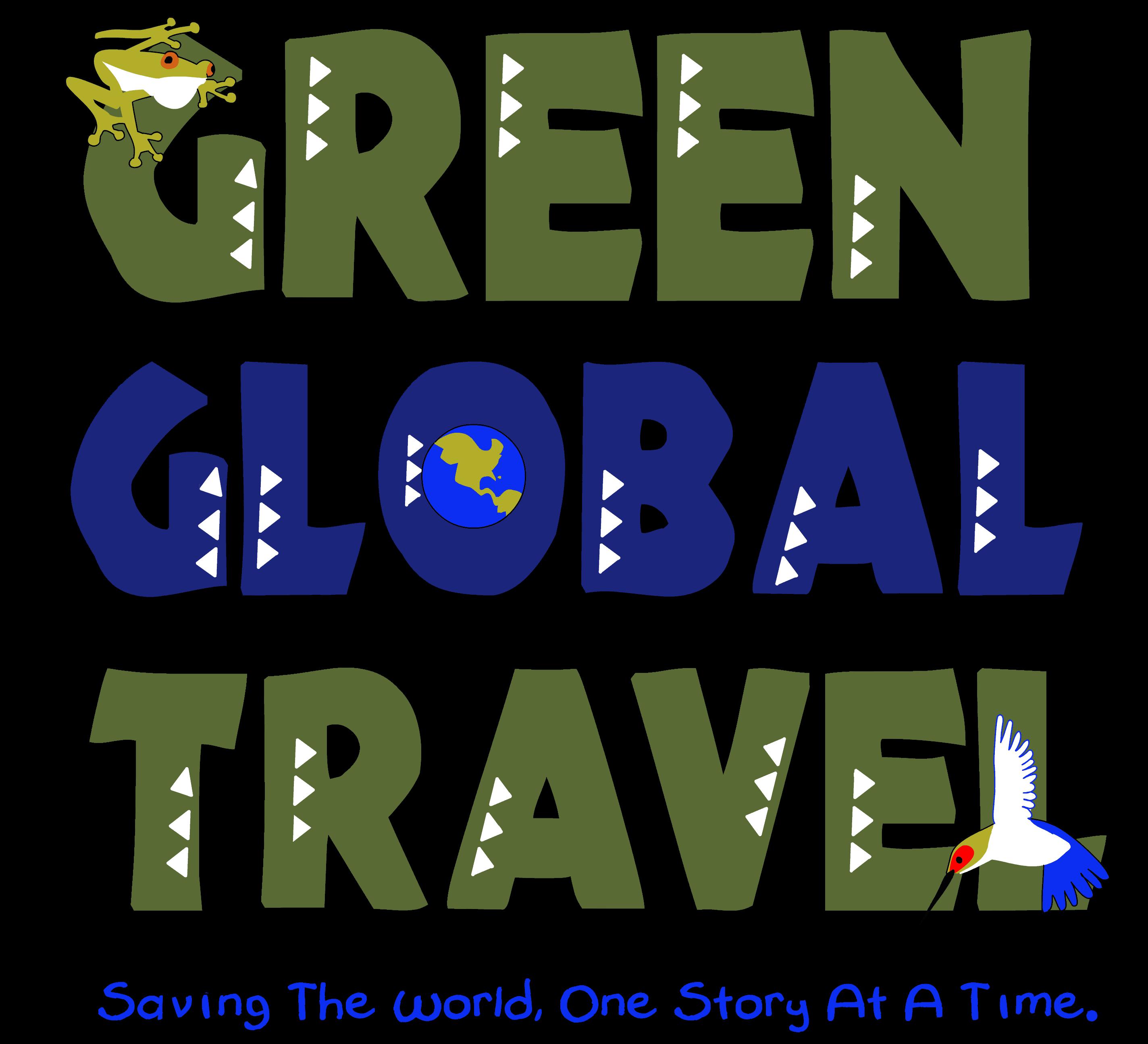 Green Global Travel logo