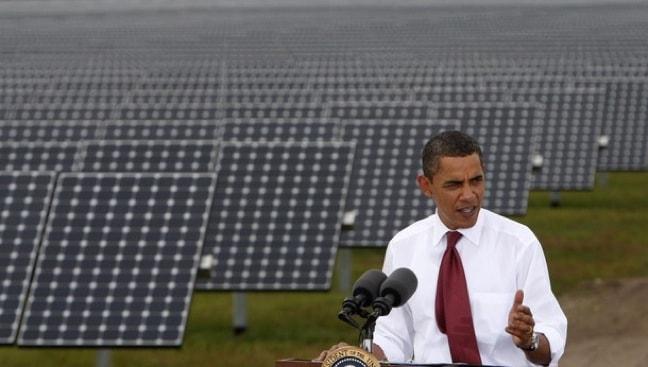 Obama Solar Energy