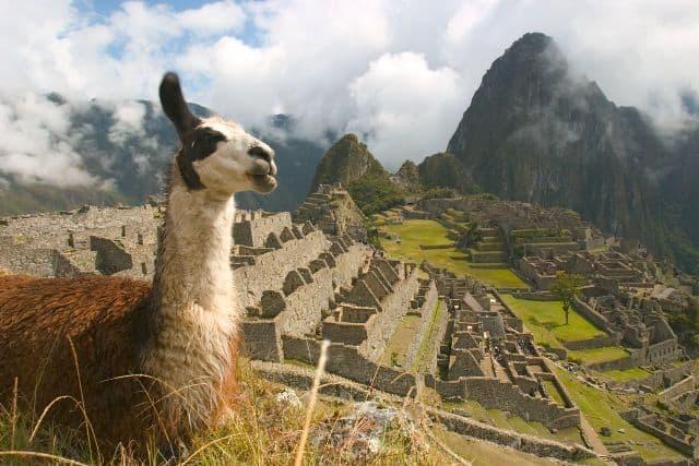 Manchu Picchu Peru