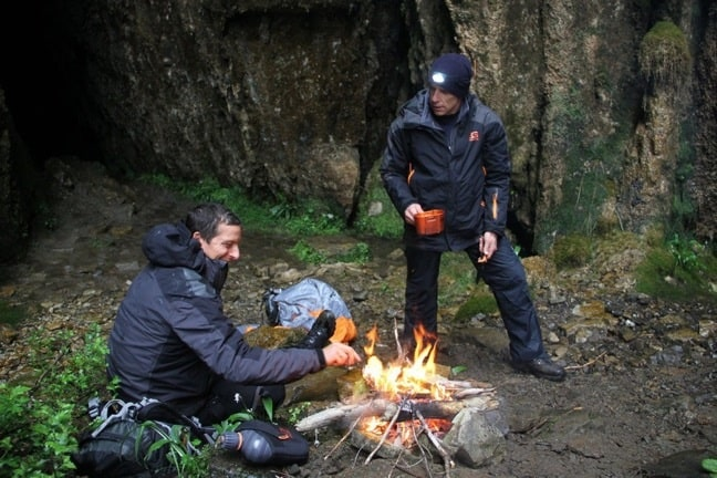 Ben Stiller on Running Wild With Bear Grylls