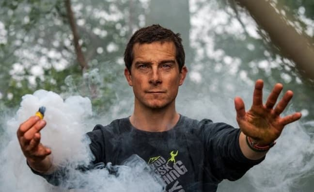 bear grylls on wilderness celebrities running wild
