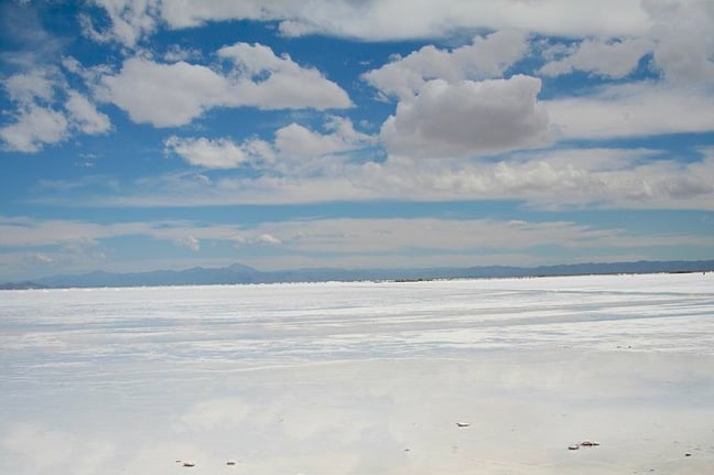 Ecotourism in Argentina -Salinas Grandes
