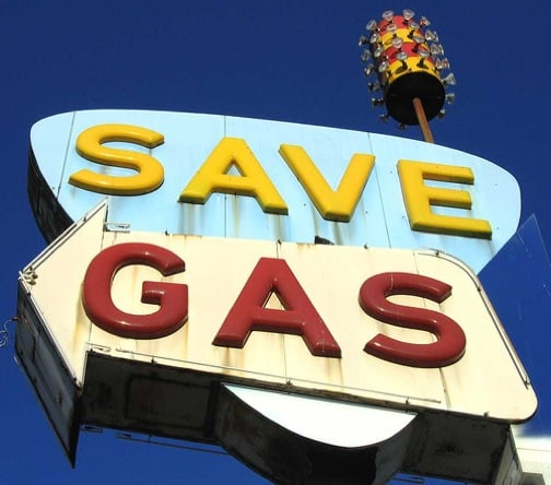 Earth Day Tips on Saving Gas