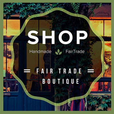 Shop the Fair Trade Boutique