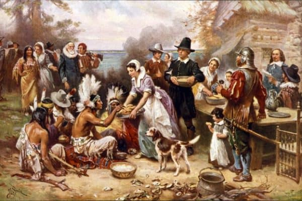 FUN FACTS: Thanksgiving History & Thanksgiving Around The World