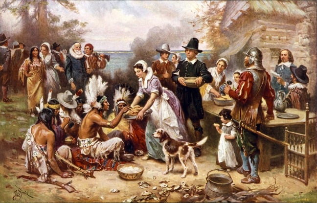 Fun Facts About Thanksgiving around the World