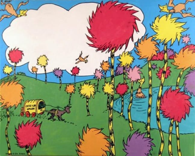 Environmental Lessons from The Lorax