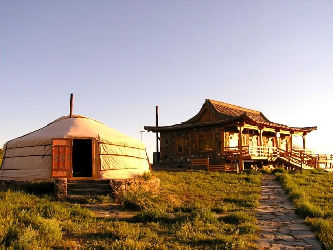 Three Camel Lodge, The Gobi, Mongolia
