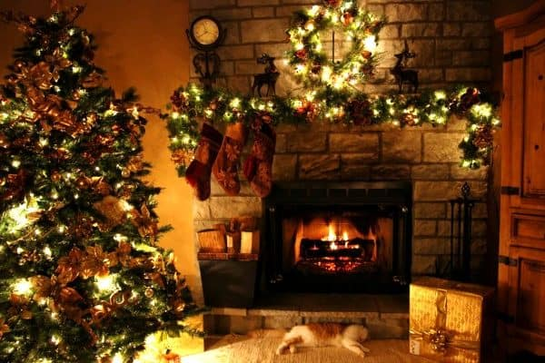 GO GREEN TIP #107: 5 Eco-Friendly Ways to Decorate for Christmas