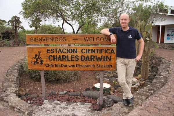 INTERVIEW: Charles Darwin Foundation Exec. Director Swen Lorenz