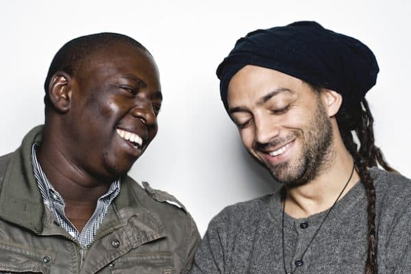 INTERVIEW: African Muslim + Israeli Jew= The Touré-Raichel Collective