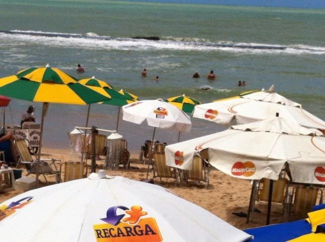 Boa Viagem Beach in Recife, Brazil